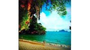 Koh Phangan, Haad Yuan Beach