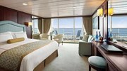 Penthouse Suite on the Oceania Cruises' Nautica