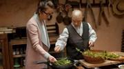 Michelin Star Chef Sara Henke cooks & Jeong Kwan