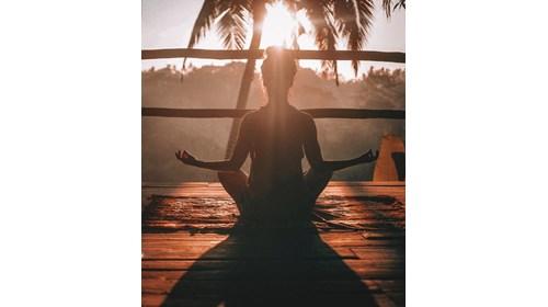 Morning Yoga Session - Ubud, Bali