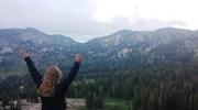 Hiking in Utah