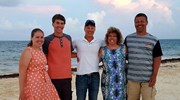 My Family in Punta Cana