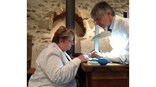 Private lesson with a watchmaker in Switzerland