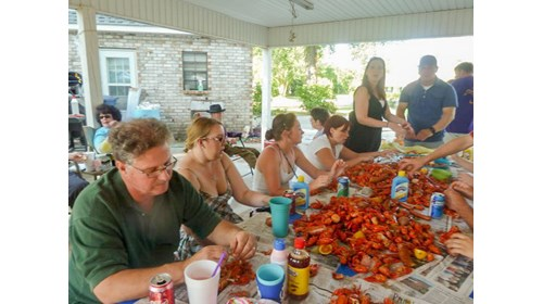 Southern Crawfish Goodness