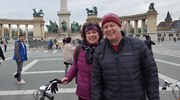 Exploring Budapest via Bicycle