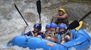 Rafting in La Fortuna, CR