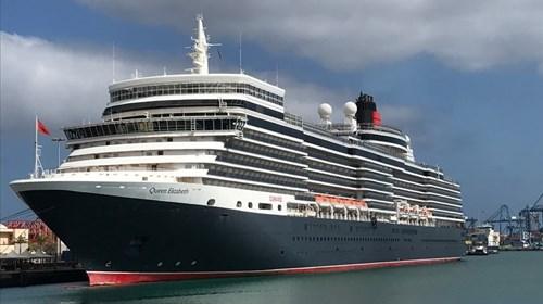 Cunard's Luxurious Queen Elizabeth in Europe