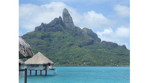 Le Meridien, Bora Bora, FP