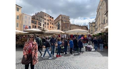 Roma - Bocca della Verita` - Mouth of Truth