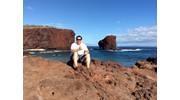 Sweetheart Rock on Lana'i