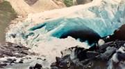 Calving Glacier - Franz Josef New Zealand