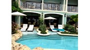 Sandals Negril Resort swim out suite