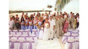 Wedding Party in Cozumel