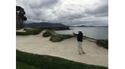 Pebble Beach Hole #4