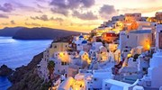 Just another gorgeous Greek sunset!