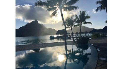 Le Meridian, Bora Bora Resort View