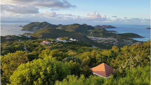Saint Barthelemy, the jewel of the Caribbean
