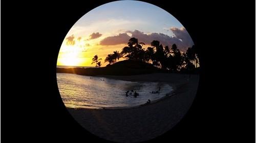Oahu, Hawaii image I captured