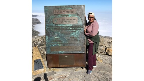 my travels to South Africa in April 2019