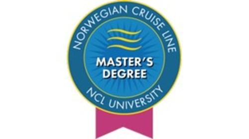 Norwegian Cruise Master's Degree