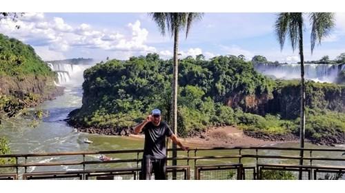 Iguazu Falls- Border of Brazil and Argentina