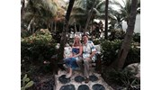 My husband & I at El Dorado Royal outside Cancun