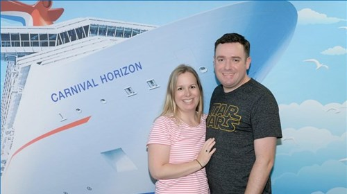 Welcome Aboard the Carnival Horizon