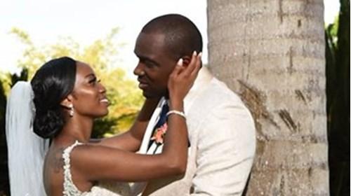 Dionne & Mohummud's wedding Jamaica