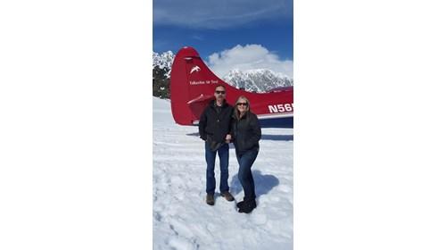 Ruth Glacier Denali National Park Alaska
