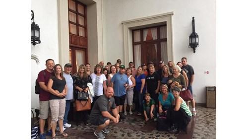 Cancun Group Trip