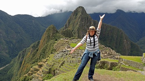 Machu Picchu with Adventures by Disney