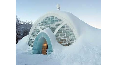 Chena Ice House and Hotel