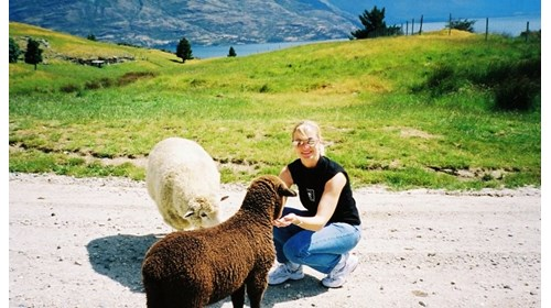 New friends in New Zealand