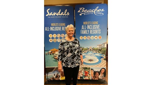 2019 Sandals Training with my agents!
