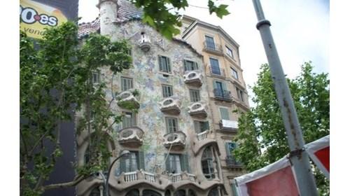Antoni Gaudí's Casa Batlla
