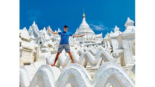 Mya Thein Tan Pagoda, Myanmar