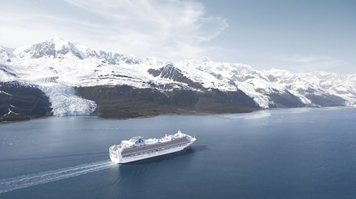 Cruise Alaska - Princess Cruises