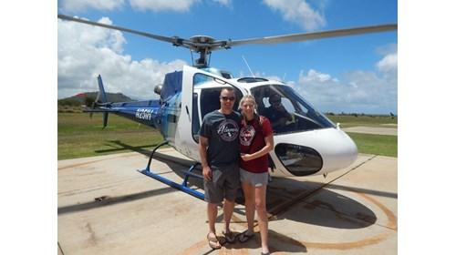 Helicopter Tour- Kauai Island, Hawaii
