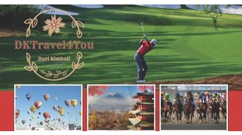 Golf, Kentucky Derby, 2020 Summer Olympics