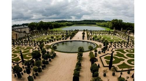 L'Orangerie, Versailles Gardens, France