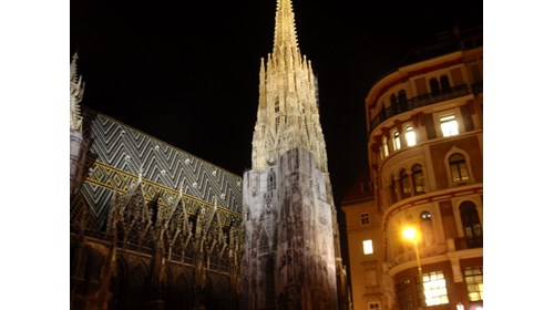 Night time is Beautiful!  Photo: LiBT copyright