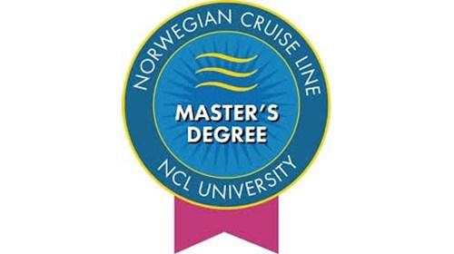 Norwegian Cruise Lines Master's Degree