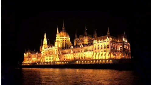 Budapest Parliament one of the best cruise views