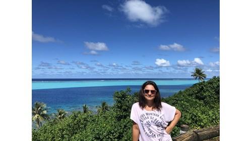 Shore Excursion on Huahine, French Polynesia