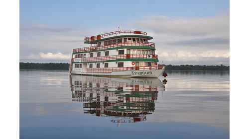 River Boat, Pixabay