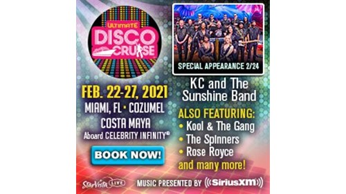 Disco Cruise for 2021
