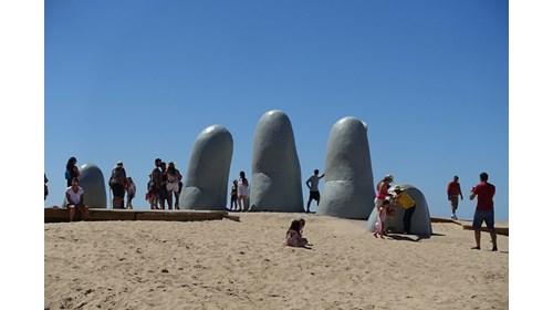 Punta del Este, Uruguay, on a World Cruise