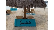 A quiet place at Sandals Negril