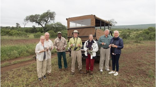 World Cruise clients in South Africa