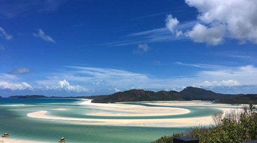 White Haven Beach, Whitsundays, Great Barrier Reef